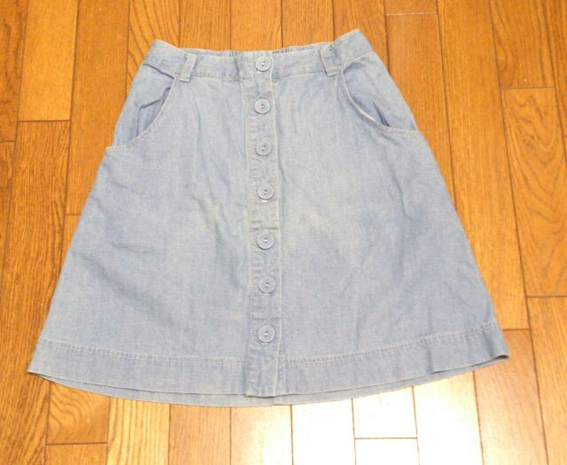 Cepo ボタン付きスカート(CEPO(セポ) ) - フリマアプリ&サイトShoppies[ショッピーズ]