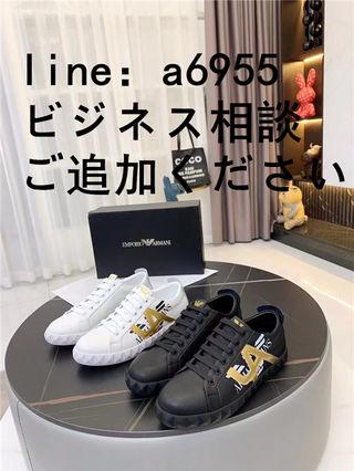 アルマーニ紳士靴スニーカー ローファー