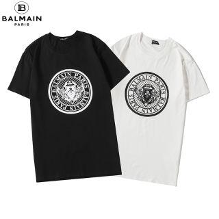 BALMAINTシャツ 大人気 男女兼用 BT-02