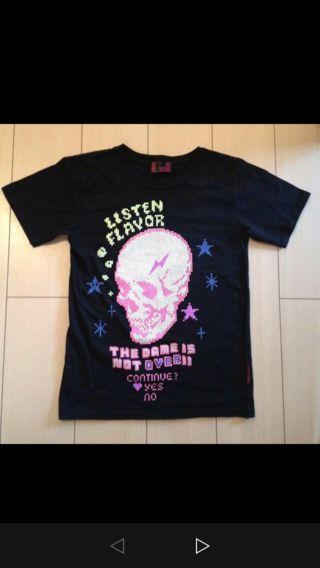 レトロゲーム風Tシャツ