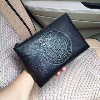 ヴェルサーチVERSACE財布男性財布手持ちバッグ