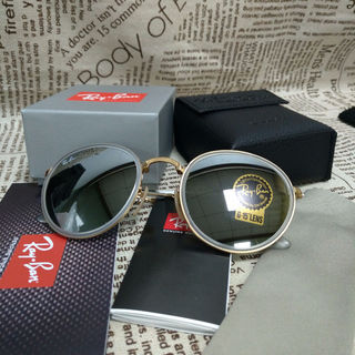 Ray-Ban クラブRB3517 001/40