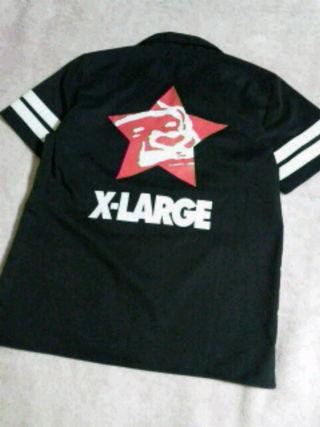 X-LARGE シャツ