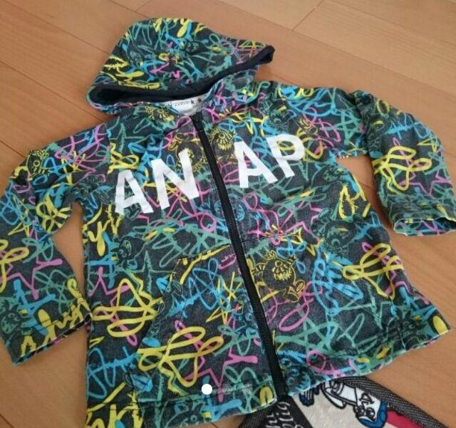 ANAP パーカー(ANAP Kids(アナップキッズ) ) - フリマアプリ&サイトShoppies[ショッピーズ]
