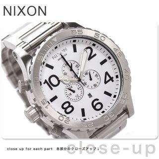 ニクソン 51-30 CHRONO腕時計A083-100