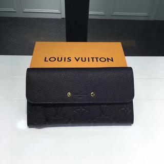 【人気】 国内発送LouisVuitton長財布
