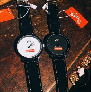 supreme シュプリーム 腕時計 ウォッチ男女兼用