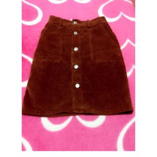 茶色タイトスカートタイトスカート