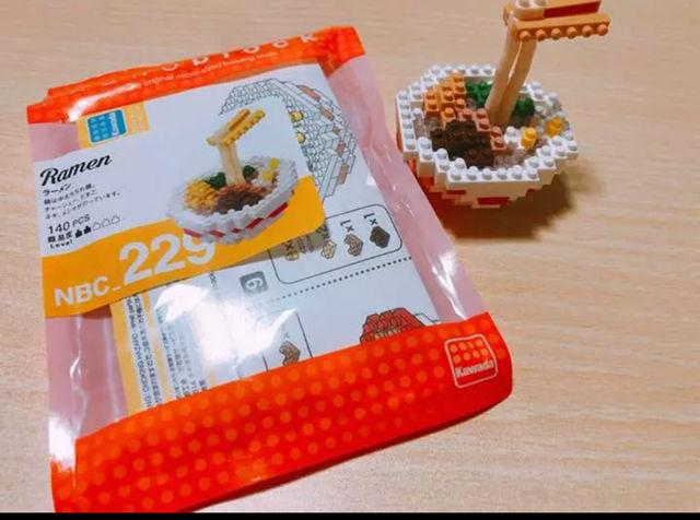 ナノブロック ラーメン - フリマアプリ&サイトShoppies[ショッピーズ]