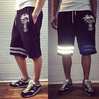 STUSSYスポーツ半ズボン メンズ