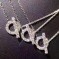 エルメス  3色あり ダイヤ ネックレス 2-92