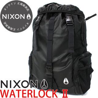 【送料無料】ニクソン バックパック ウォーターロック2