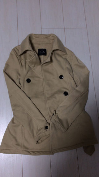 薄手コート