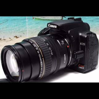 入門最適機種 Canon Kiss X レンズキット