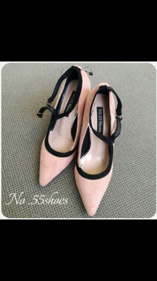 NO.55shoes/未使用 パンプス