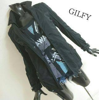 GILFY*ミリタリージャケット
