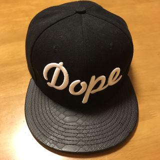 dope キャップ