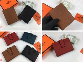 Hermes 人気美品 男女兼用 カードケース 種類可選