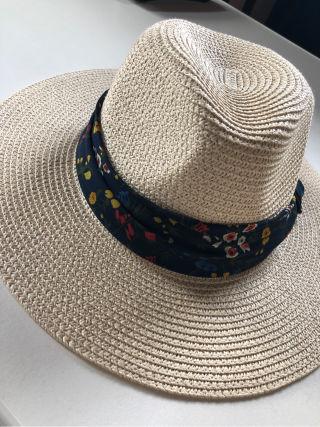麦わら帽子*°スカーフ