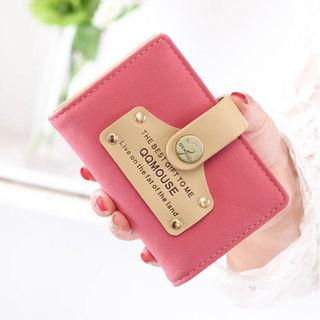 ◆便利グッズ◆ おしゃれ で かわいい カードケース ピンク