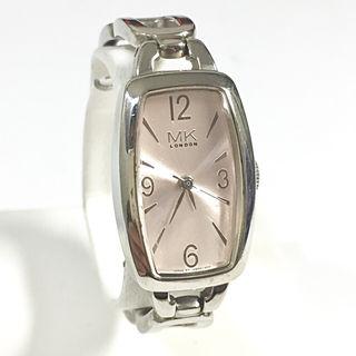鑑定済み正規品 ミチコロンドン 腕時計