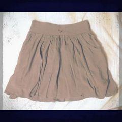 LOWRYS FARM*ウエストリボンスカート