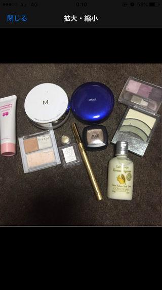 化粧品セット