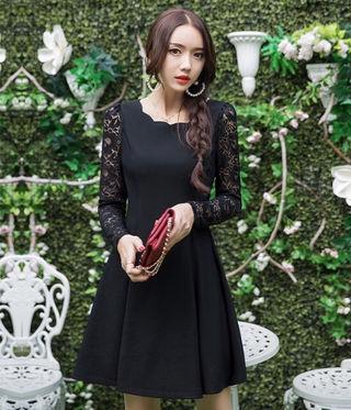 スリムドレス ワンピース