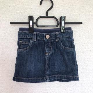 子供!12-18ヶ月 デニムスカート