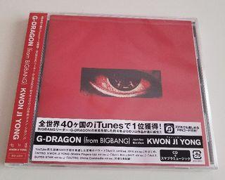 KWON JI YONG [スマプラ付] G-DRAGON