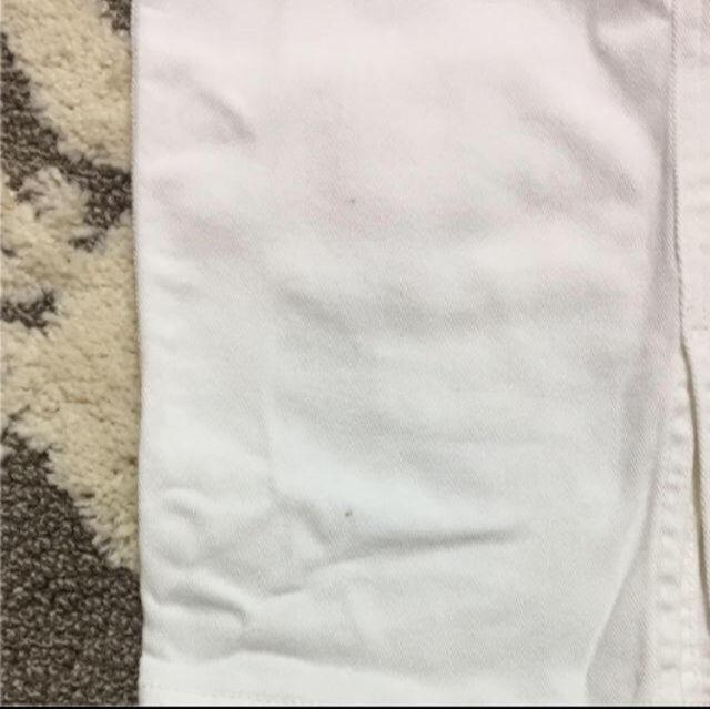 訳あり rienda WHITE タイトスカート
