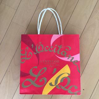 (送料無料)L'OCCITANEショップ袋