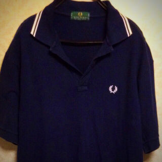 【 FRED PERRY 】old vintage