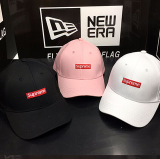 【2点セット】SUPREME  帽子 男女兼用  キャップ