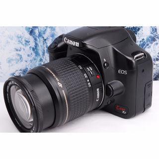 ?コスパと機能で一番人気?Canon Kiss X2
