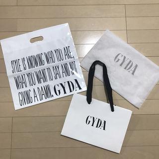 GYDA ショップ袋