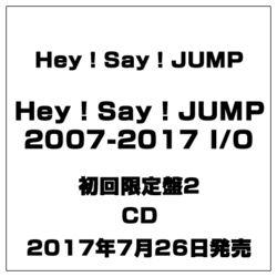 新品 平成ジャンプ 2007-2017 I/O 初回限定2
