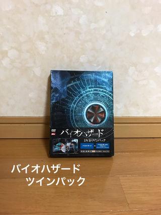 断捨離*値下げ バイオハザード DVD ツインパック