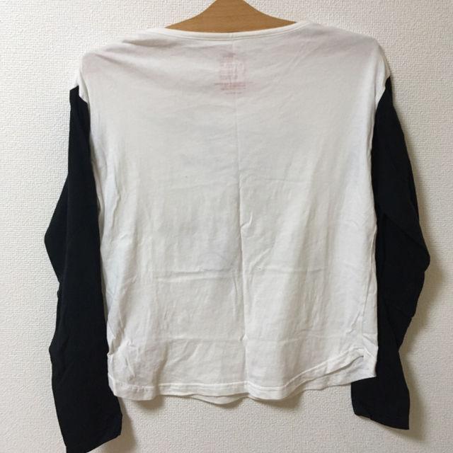 スライ SLY ラグランバイカラーTシャツ
