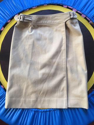 JUNKO SHIMADA 巻きスカート