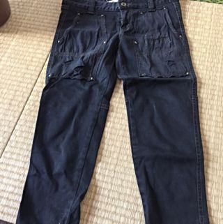cook jeans  スキニー七分丈