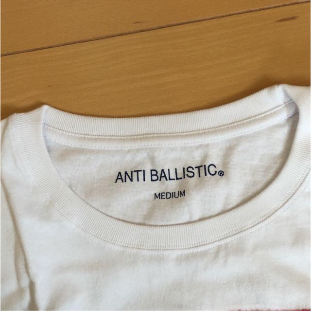 ANTI BALLISTIC トップス