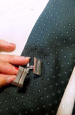 シルク ネクタイ 三点セット