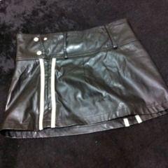ANAP レザー スカート 美品