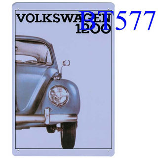 ブリキ看板 VW フォルクスワーゲン [BT577]