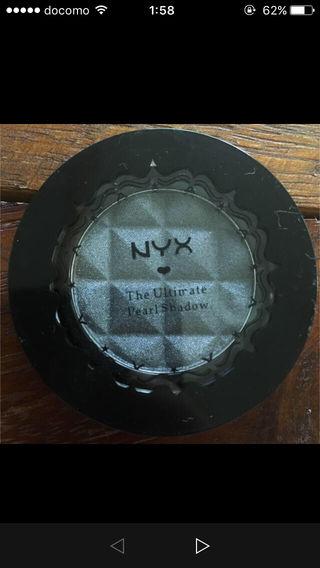 NYX 未使用 アイシャドウ