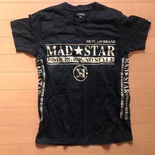 MAD STAR Tシャツ