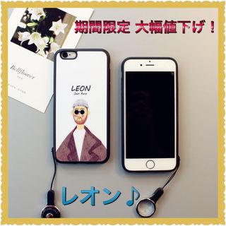 期間限定値下げ!新品最安値iPhone6/6sケース レオン