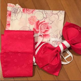 薔薇 ♡ 浴衣