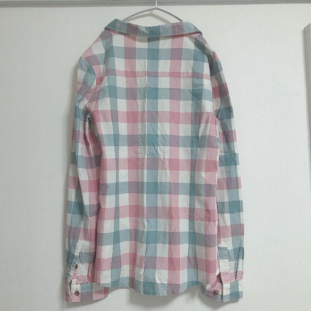 Moery チェックシャツ